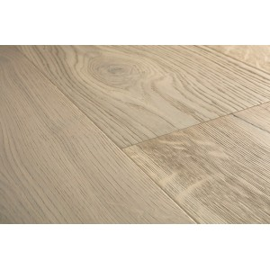 Трислоен паркет - Quick-Step MAS5102 - White daisy oak