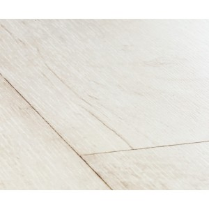 Ламиниран паркет - Quick-Step CLM1290 - Bleached White Teak