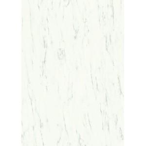 Винил LVT - Quick-Step 40136 Ambient Click Plus - Marble Carrara White