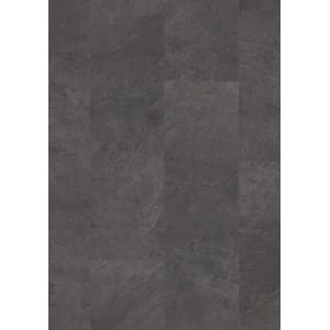 Винил LVT - Quick-Step 40035 Ambient Glue Plus - Black slate