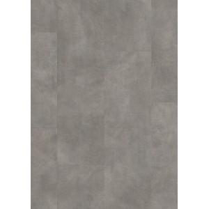 Винил LVT - Quick-Step 40051 Ambient Glue Plus - Dark grey concrete