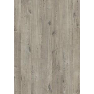 Винил LVT - Quick-Step 40106 Pulse Glue Plus - Cotton oak grey with saw cuts